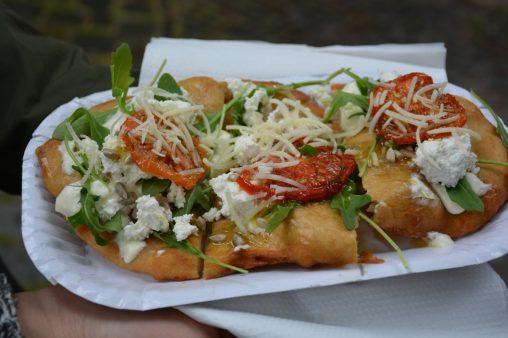 Langos, foodtruckfestival
