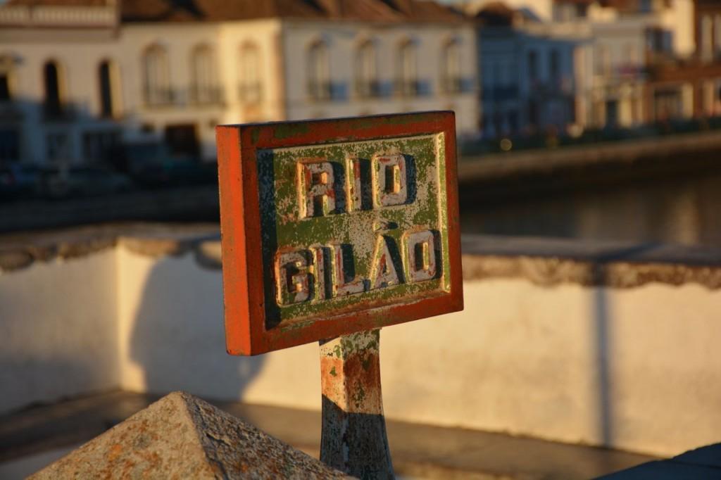 Rio Gilao, Tavira
