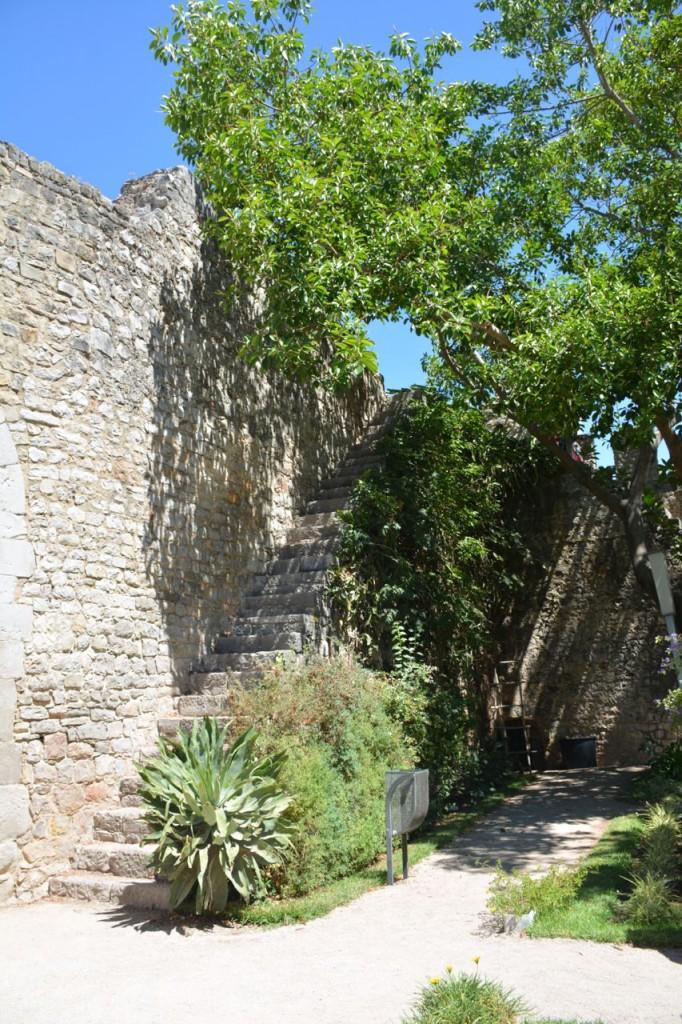castello tavira uitzichtspunt