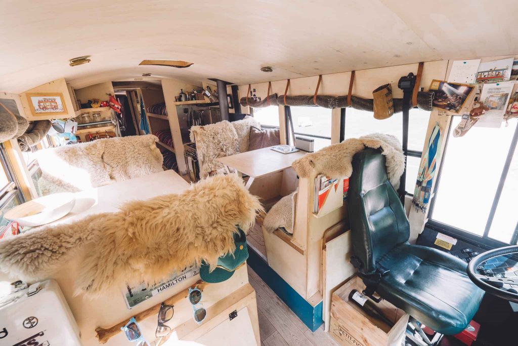 the nomadbus