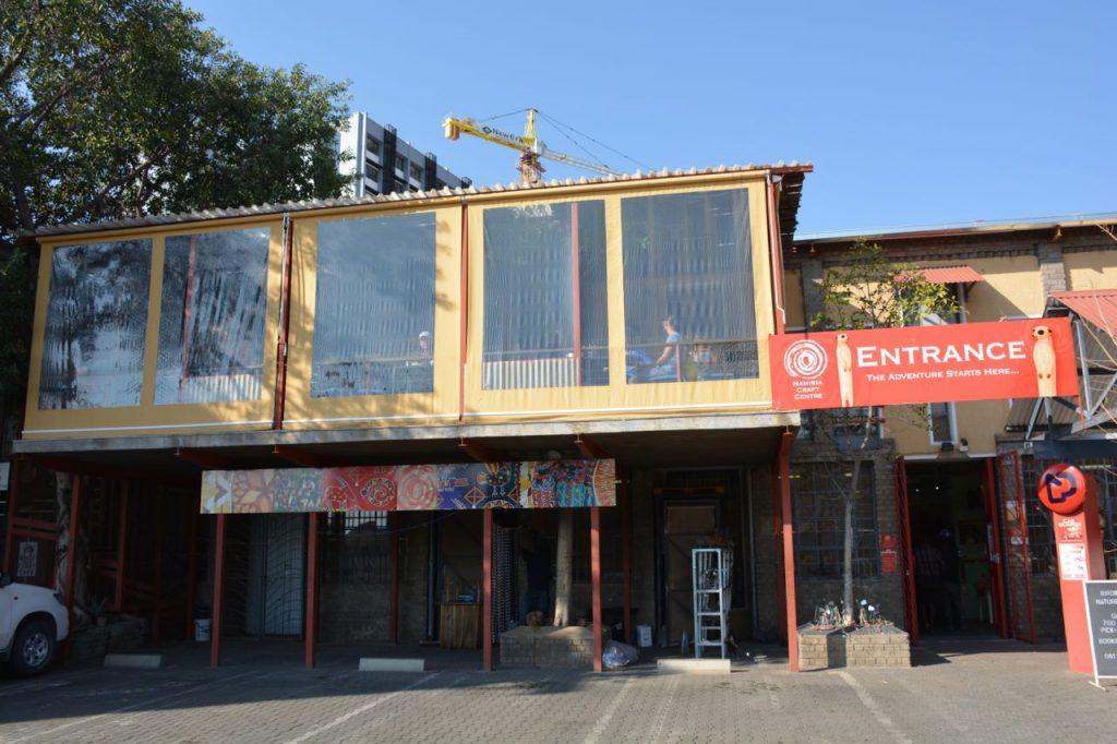 craft centrum ingang