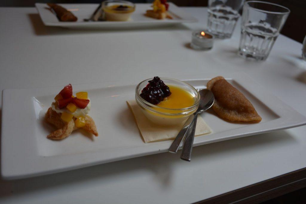 toetjes - Restaurant Syr