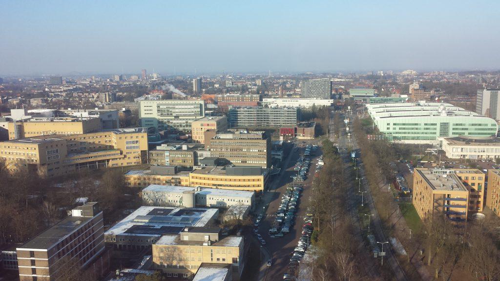 Nijmegen view!