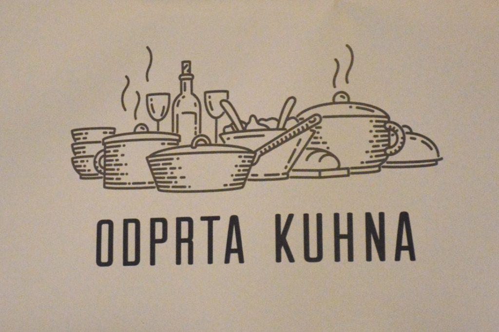 opdrta kuhna Ljubljana
