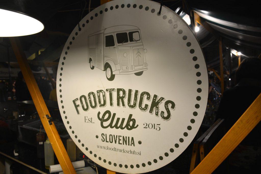 open keuken, Ljubljana