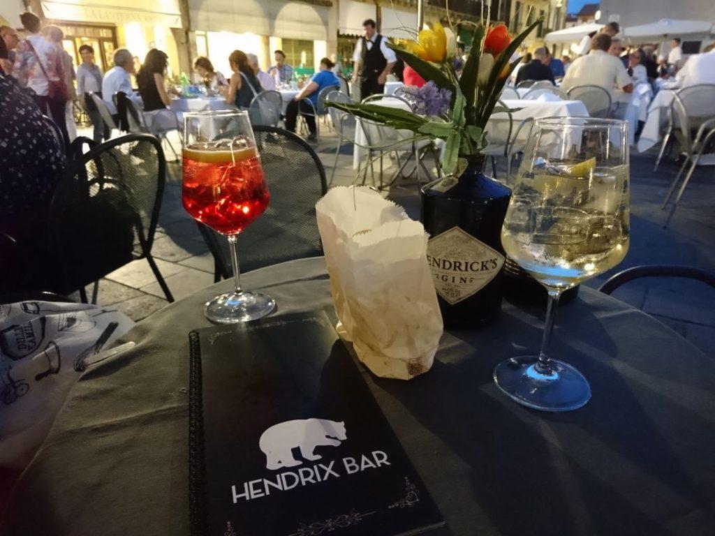 hendrix bar padova