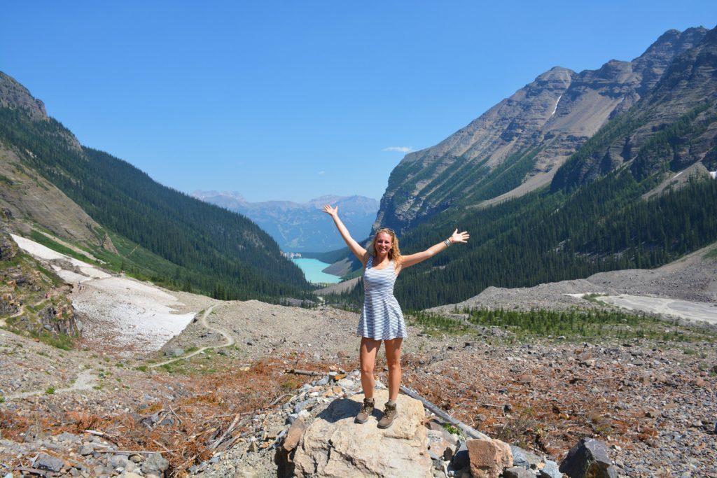 Lake Louise hike