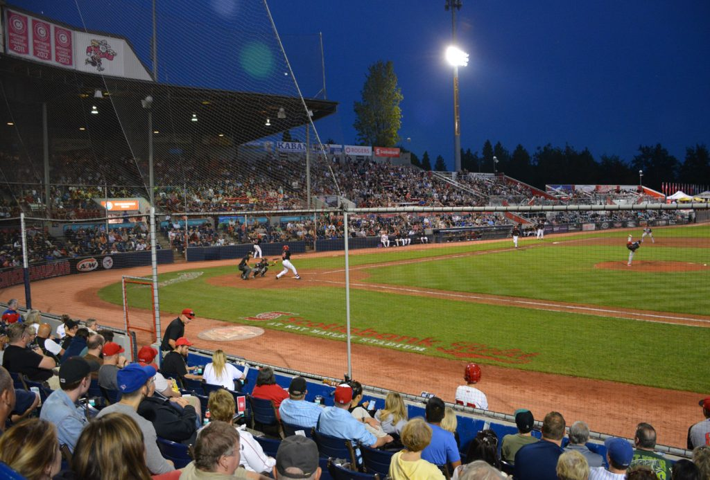 honkball vancouver canadians
