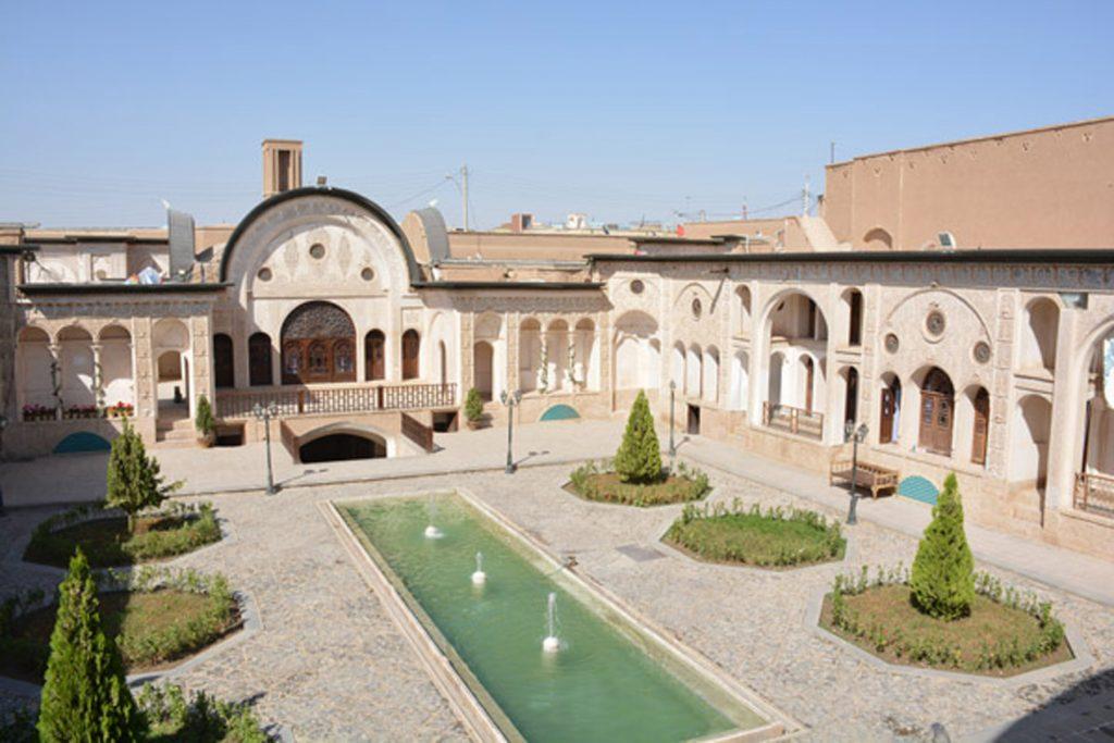 Tabatabai house kashan