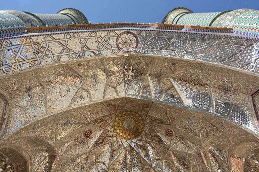 holy shrine kashan