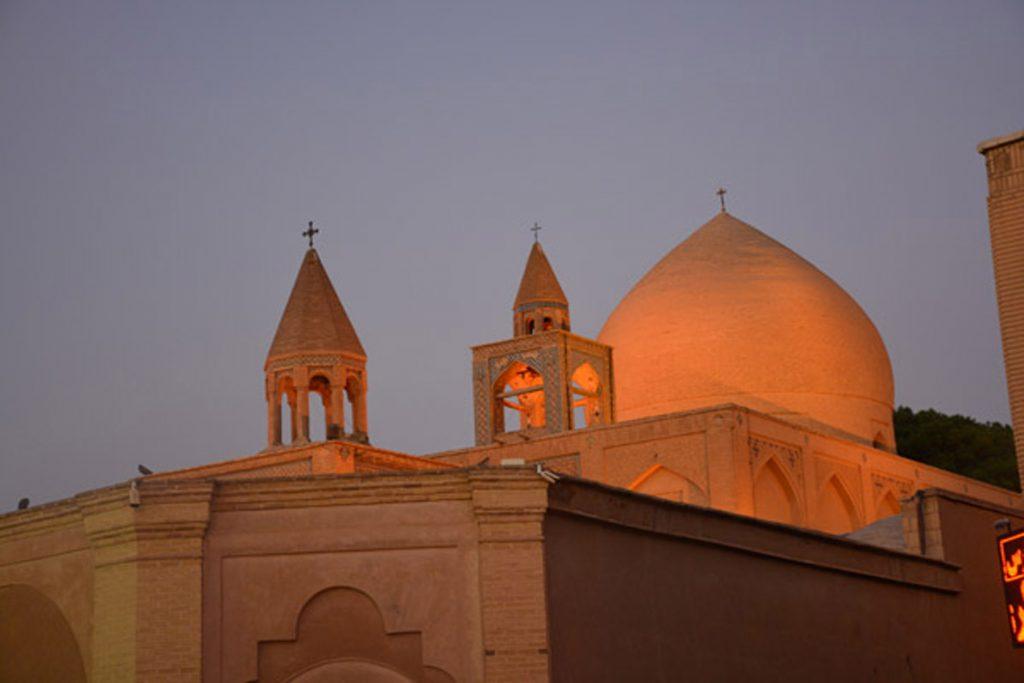 Vank Mosque Isfahan