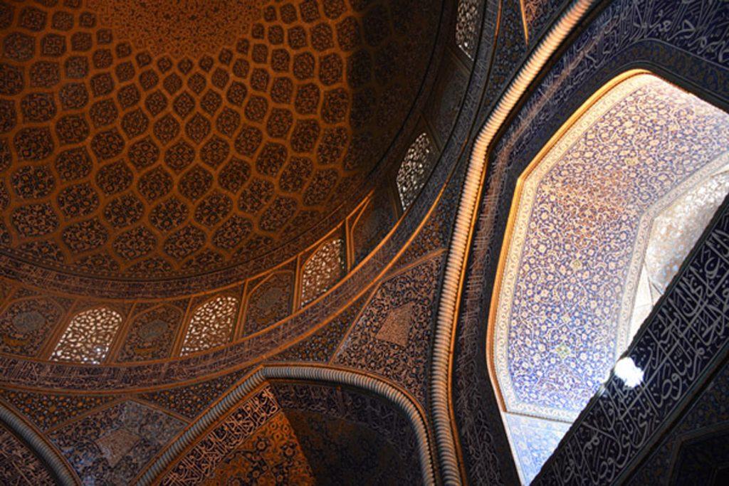 sheikh lofthollah mosque isfahan