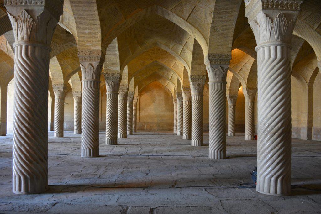 vakil mosque shiraz