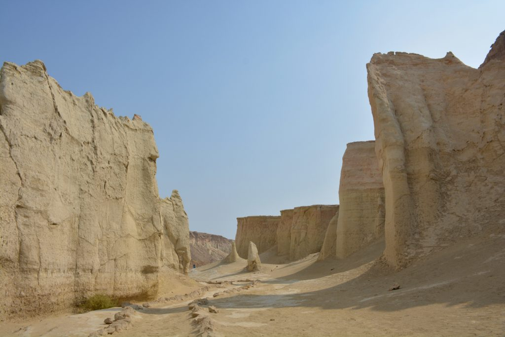 valley of stars qeshm island