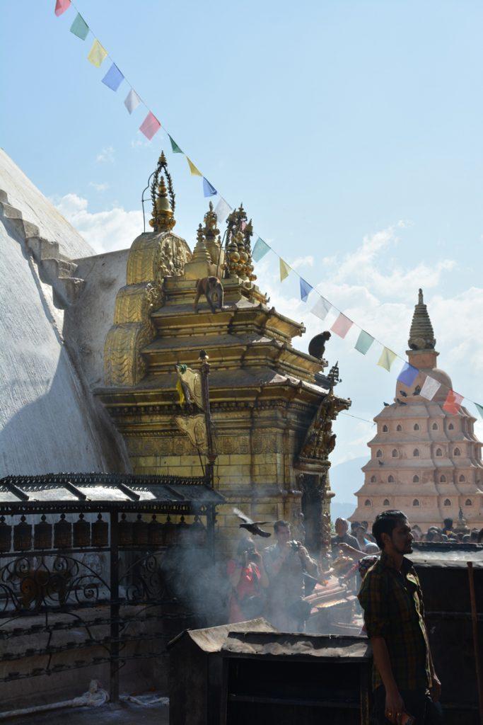 Swoyambhu Stupa