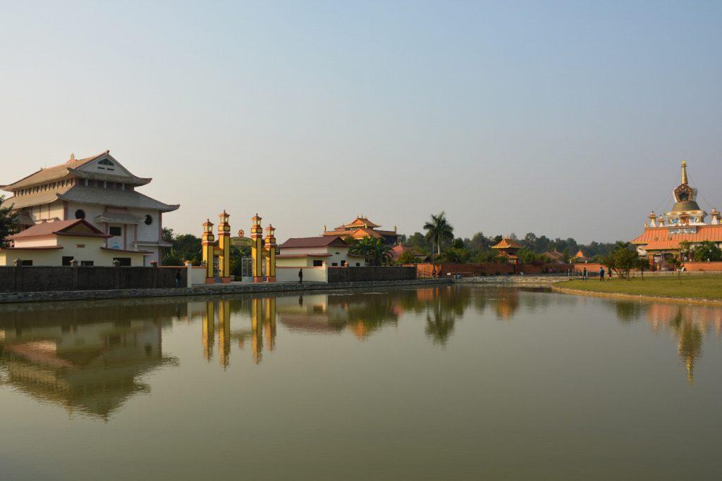 Kloosters Lumbini