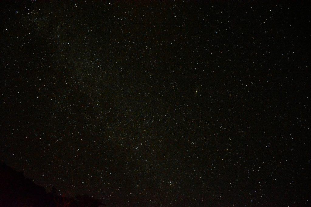 Seti Kola sterrenhemel