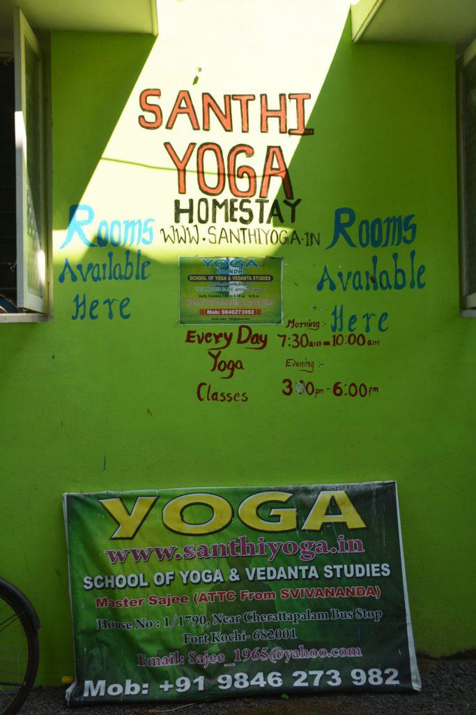 Santhi yoga kochi