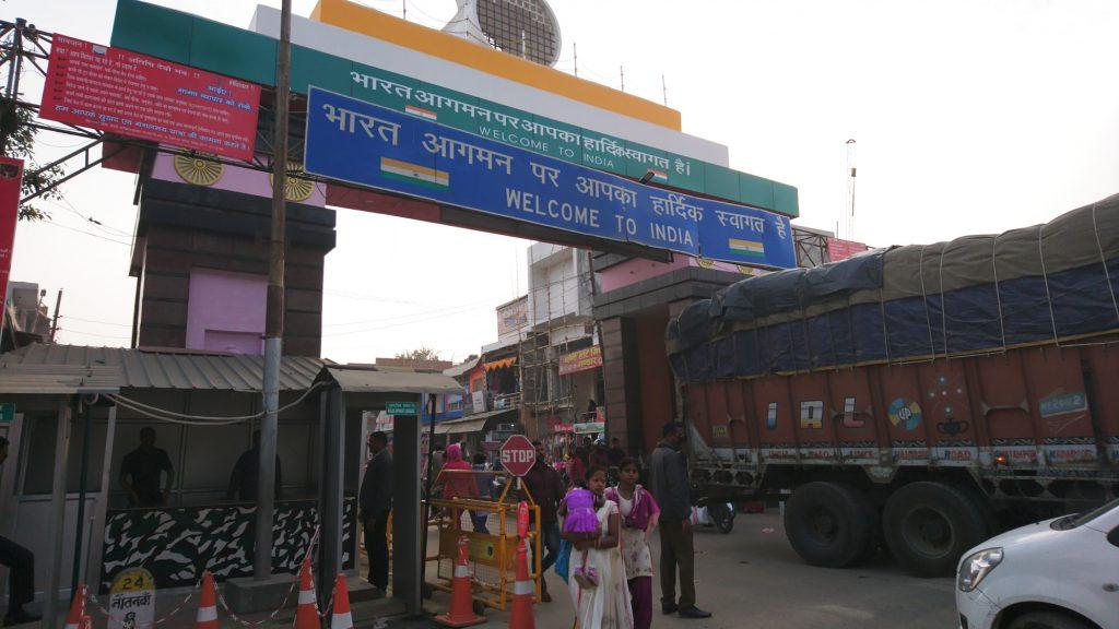 grens india nepal