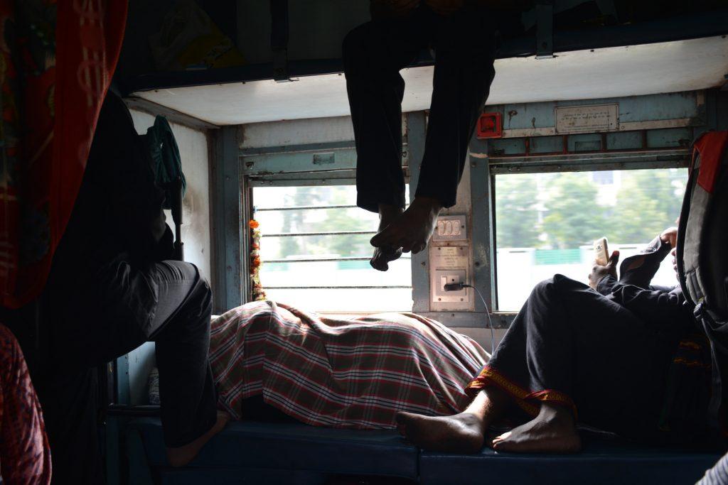 trein india