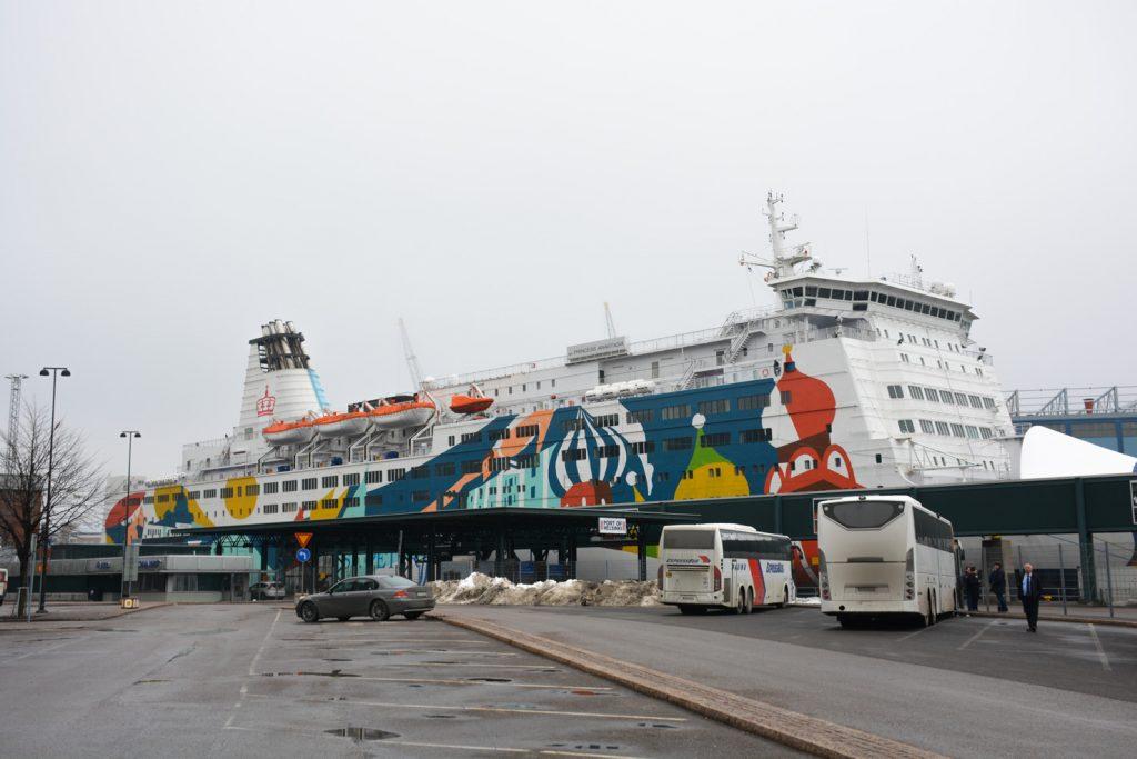 Cruise over de Finse Golf