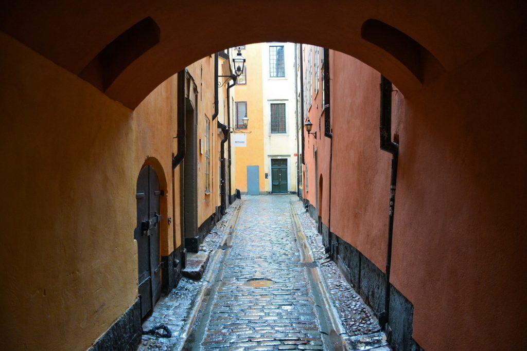 Stockholm Gamla Tan
