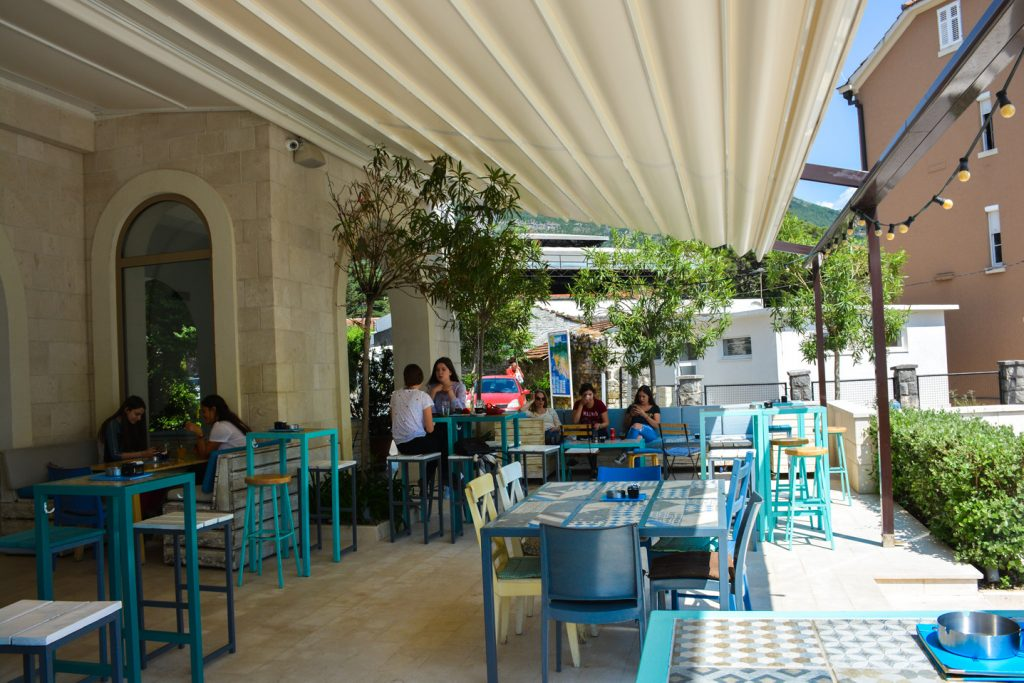 the clubhouse Tivat