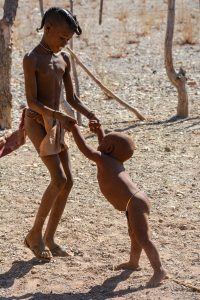 Himba Namibië